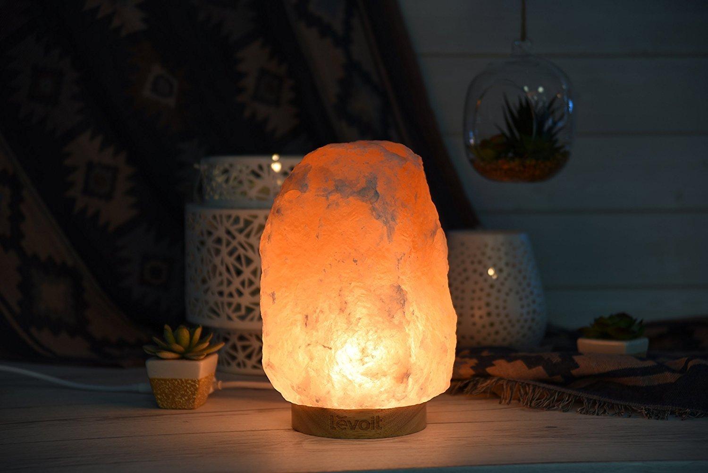 Levoit Elana Himalayan Salt Lamp Natural Himilian